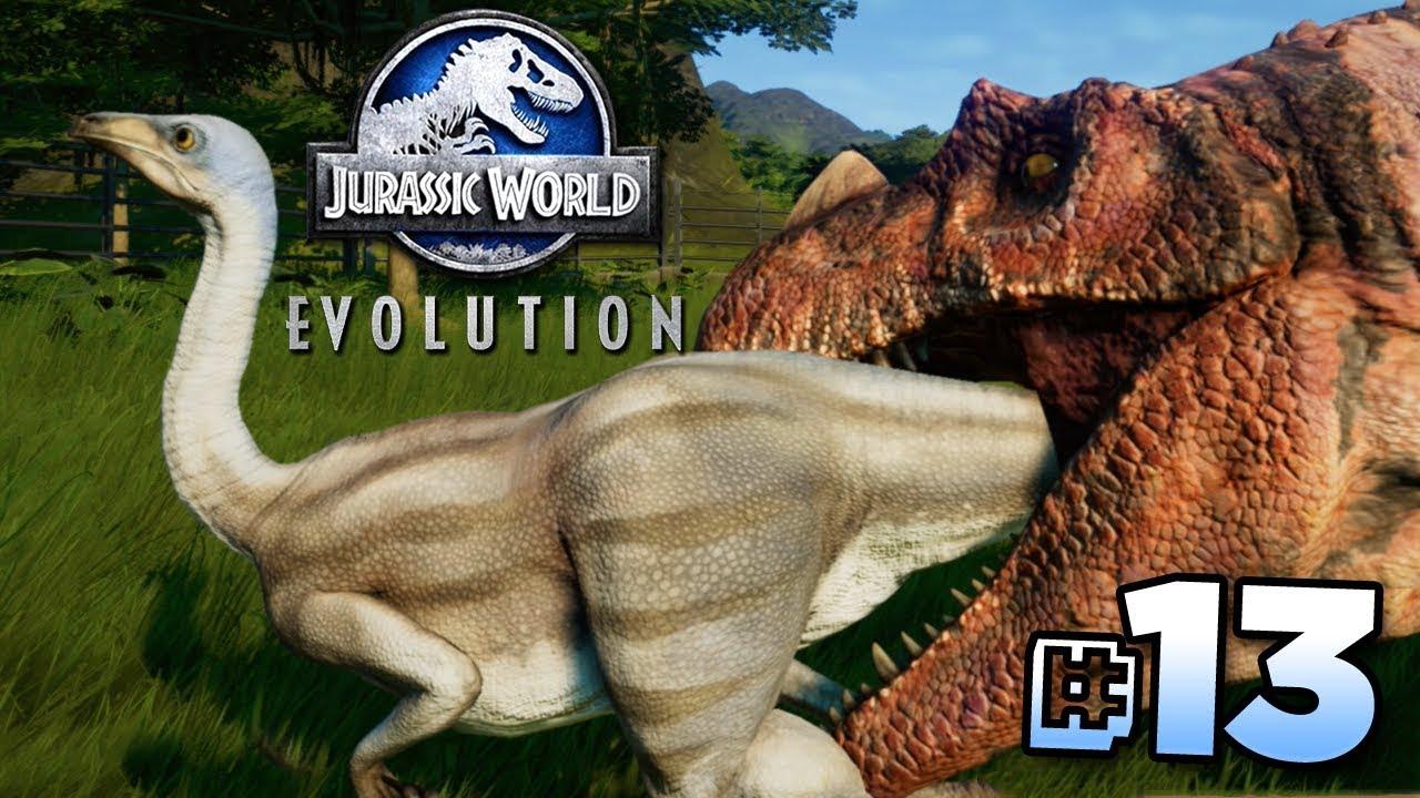 Becky Burgers Jurassic World Evolution Full Playthrough Ep13 Hd Youtube