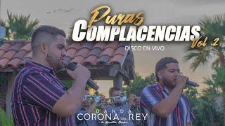 Puras Complacencias Vol. 2 - Disco Completo En Vivo - 18 Temas