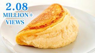 オムレツ|料理研究家 友加里のたまごチャンネル / Egg Kitchenさんのレシピ書き起こし