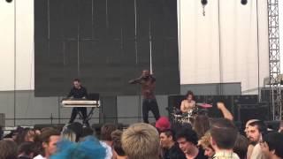 Death Grips - Hustle bones (Riot Fest Denver)