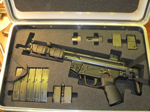 MP5   Disassembly &  reassembly