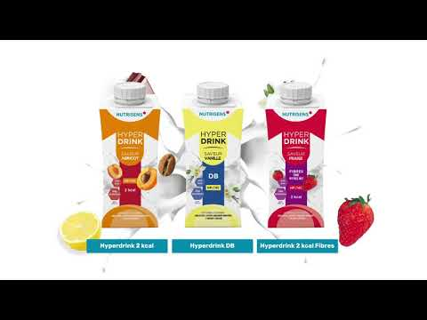 HYPERDRINK Tetra Pak® par Nutrisens