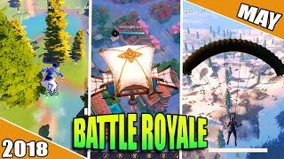 Top 5 New Game Battle Royale in May 2018 | Android/IOS Gameplay
