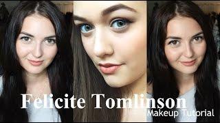 Felicite Tomlinson Makeup Tutorial | BellaStyle14