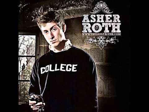 I Love College- Asher Roth Lyrics - YouTube