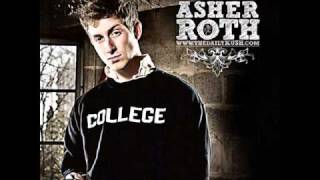 Asher Roth - I Love College (with Lyrics)