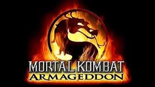 Mortal Kombat Armageddon - LIU KANG ZUMBI