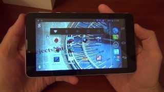 Недорогой Планшет 7' 3G с 2 SIM - SUPRA M722G / Арстайл /