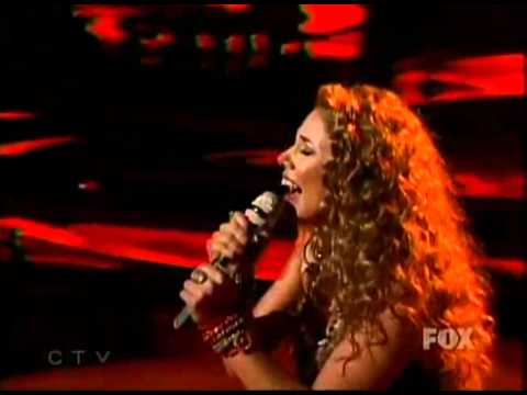 Haley Reinhart  The House of the Rising Sun Second Song  Top 5  American Idol 2011  050411