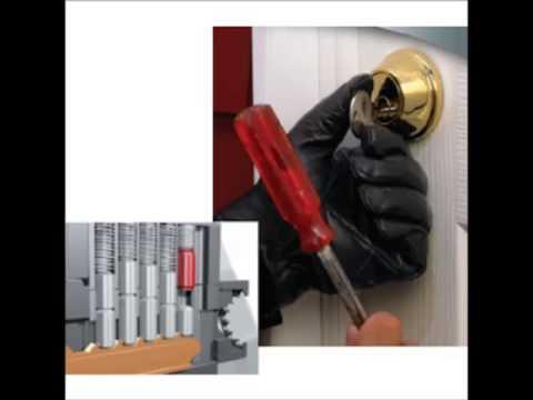 How Lock Bumping Works - Bump Proof Locks - YouTube