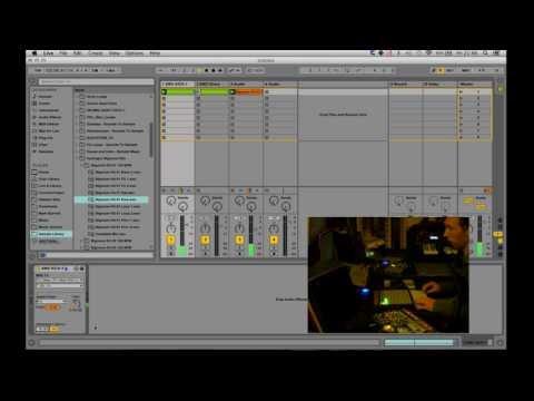 The Live Lab - Using External Instruments in Ableton Live 9 (Korg EMX)
