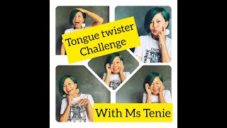 Tongue Twister Challenge !!
