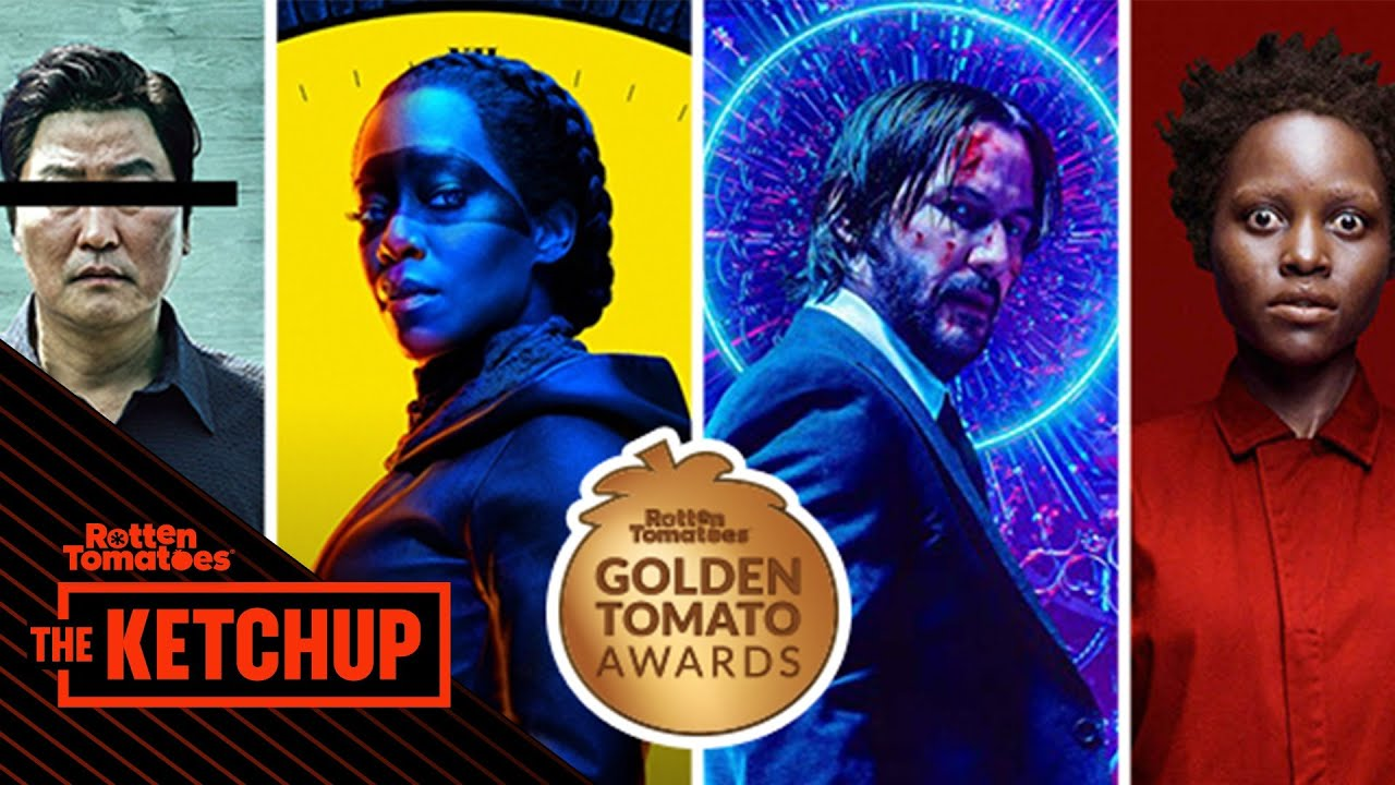 Golden Tomato Awards, Best Review Movies of 2019 & More! | Weekly Ketchup
