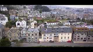 St Ives Bay Hotel, Cornwall.