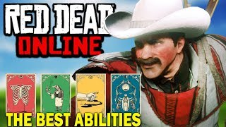 The BEST Ability Cards & Builds In Red Dead Online Update