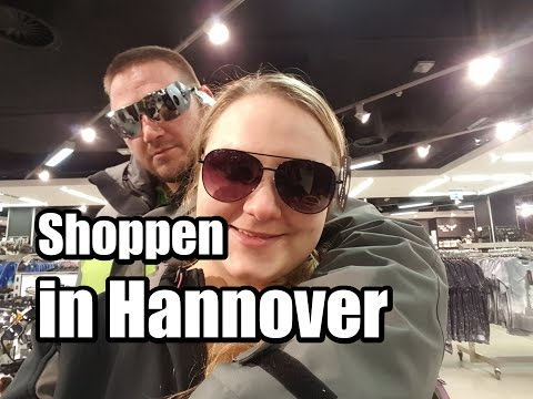 Shopping Tour durch Hannover-City | Nici Vlogt