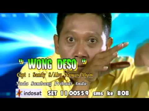 Wong Deso (House Version) - Tukul Arwana