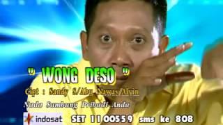 Wong Deso (House Version) - Tukul Arwana
