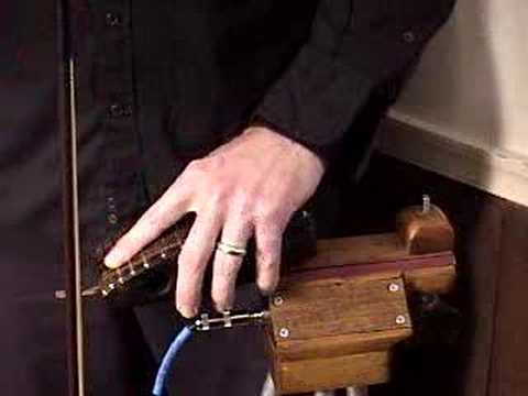 Travelogue M.O.I. Bulletin: The Daxophone