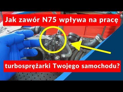 Jak zawór N75 wpływa na pracę turbosprężarki Twojego samochodu?