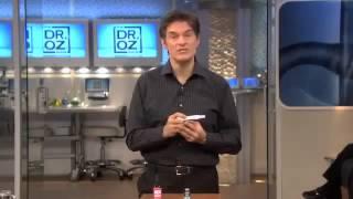 Dr. Oz Breaks Down the HCG Diet Plan