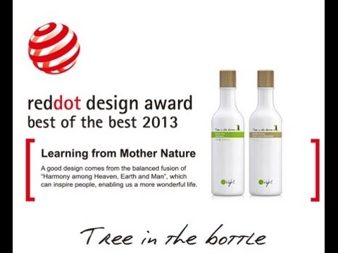 Red Dot Design Award Oright Tree In The Bottle Youtube