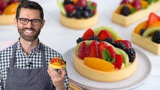 Download The BEST Fruit Tart Recipe