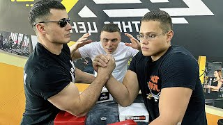 2020 Arm Wrestling Championship TOP 5 Far East