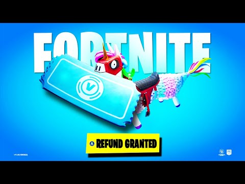 FREE REFUND TICKET REWARD IN FORTNITE! (How To Get MORE REFUNDS In FORTNITE)