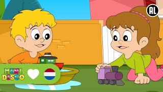 Kinderliedjes | Tekenfilm | SAMEN SPELEN | Minidisco