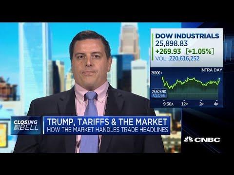 Bespoke's Pearkes on how markets should handle Trump's trade tweets