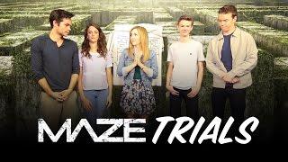 MAZE TRIALS | Maze Runner