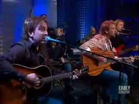 Paul Peterson with Kenny Loggins March 22 2007