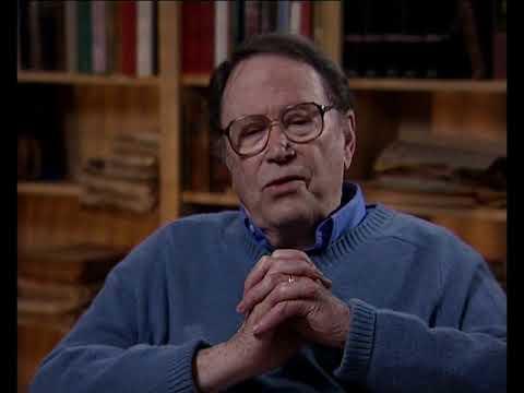 Richard Wilbur - What does the poet laureate do? (39/83)
