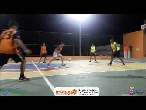 Projeto Ipupiara + Esporte e Lazer- Turma Futsal Pov. Baixa do Irineu