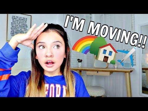 im moving *not clickbait 🏡✈️