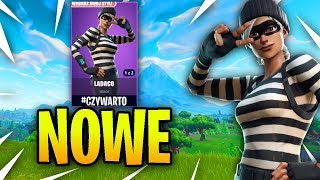 "BANDITS IN FORTNITE! ""LADACO""-NEW EPIC SKIN #czywarto 