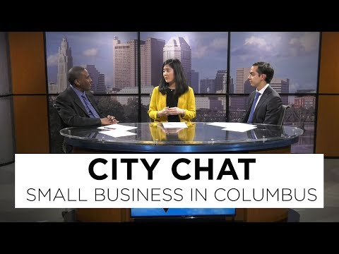 City Chat: Small Business In Columbus