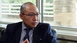 "CIBER Focus: ""Establishing International Success in Sales and Marketing"" with Robert Huang"