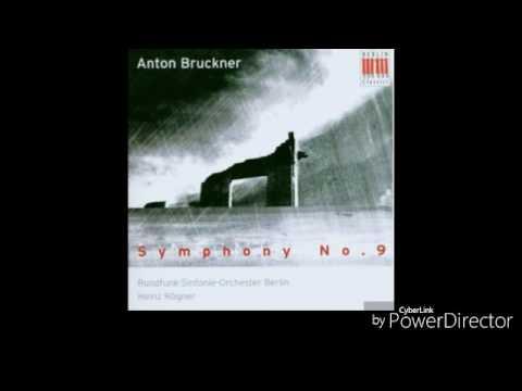 Bruckner - Symphony No 9 Rögner