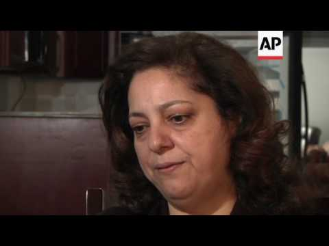 Refugee Family Blocked in US, Goes Back to Syria