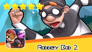Robbery Bob 2 Playa Mafioso 1-3 Walkthrough Jailbird Recommend index five stars