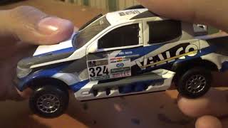 Vídeo Review en español Ford Ranger 2017 Dakar