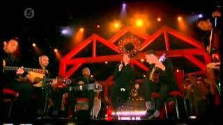 Michael Bublé Xmas Live : Annual Christmas Special Santa Baby 2013 HQ