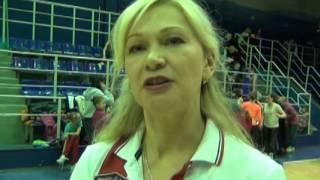 Сюжет о чемпионате и первенстве Челябинской области по фитнес аэробике