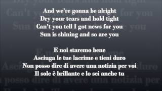 Axwell Λ Ingrosso   Sun is Shining lyrics (testo)