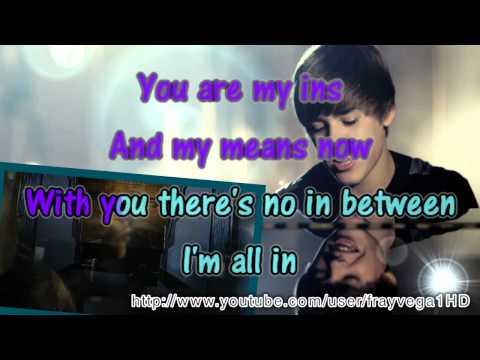 Justin Bieber - U Smile (Karaoke)