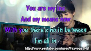 Download Justin Bieber - U Smile (Karaoke) MP3 song and Music Video