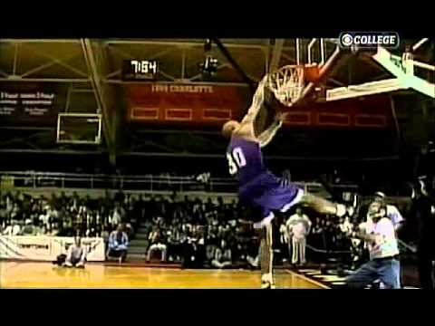 Top 10 College Dunkers All-Time - #8 Darvin Ham