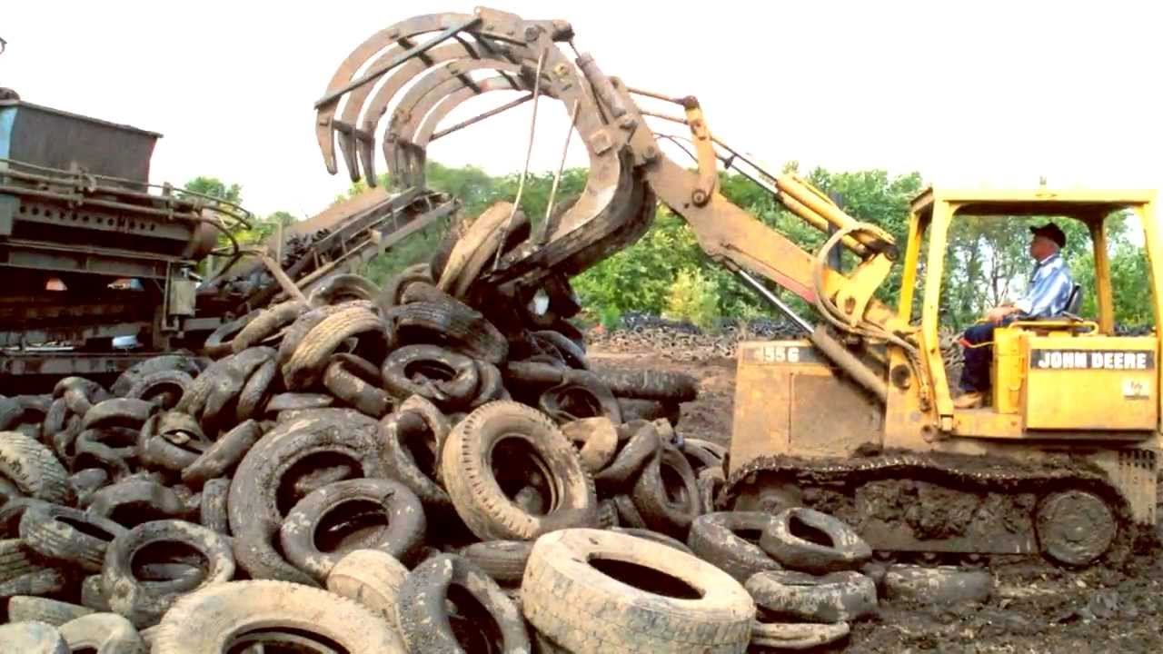 tirengy tire recycling youtube